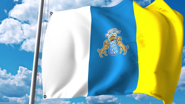 Historia de las banderas más importantes de las Islas Canarias