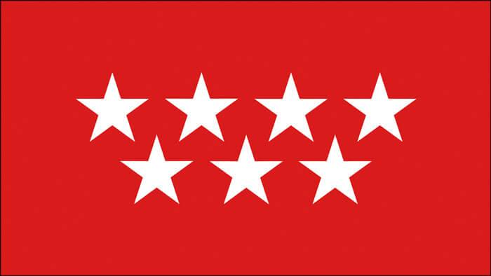 La bandera de Madrid: ¿Sabes cuál es su historia?