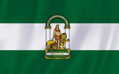 Las banderas de Andalucía: historia y curiosidades.