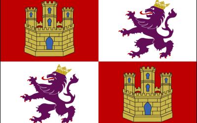 Las banderas de Castilla y León: símbolos con mucha historia.