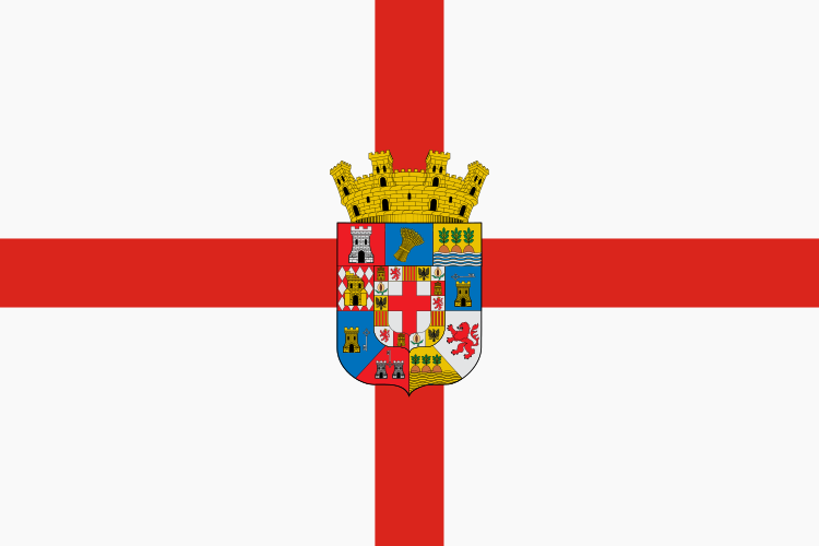 FLAG OF THE PROVINCE OF ALMERÌA