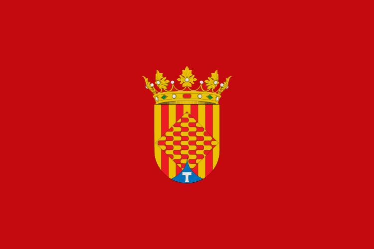FLAGGE VON TARRAGONA<br />
