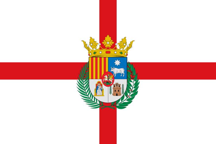 FLAGGE VON TERUEL