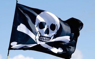 ¿Qué significado tiene la bandera pirata? El origen de la Jolly Roger.