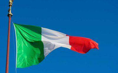 Curiosidades bandera de Italia. ¿Por qué se parece a la bandera de México?