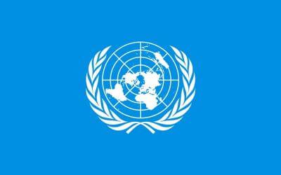 Las banderas de organizaciones más conocidas del mundo.
