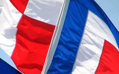 Banderas náuticas. ¿Qué significado tienen?