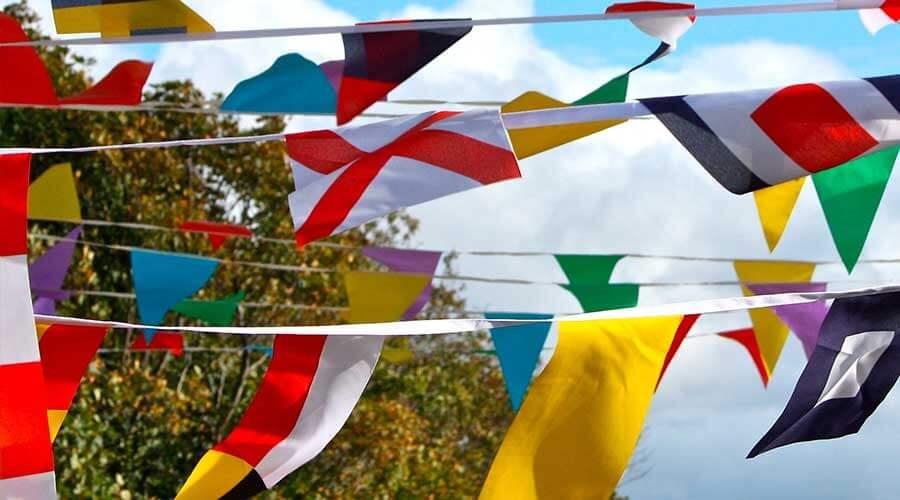 Banderas publicitarias: ¿En qué eventos las podemos usar?