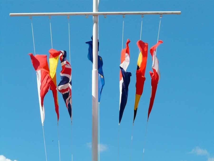 diccionario mundo de las banderas